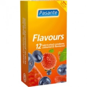 Pasante Mixed Flavours 12 бр.