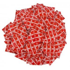 12 бр. London Red с вкус на ягода от Durex