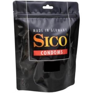 Задържащи презервативи с 5% Бензокаин Sico Marathon 12 бр.