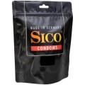 Задържащи презервативи с 5% Бензокаин Sico Marathon 40 бр.
